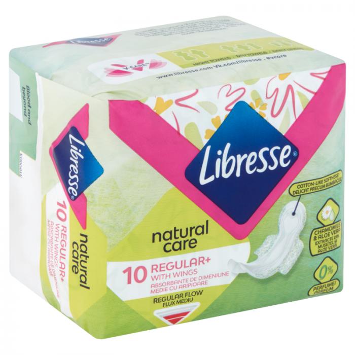 Libresse EÜ Natural Care Ultra Normal 10 db