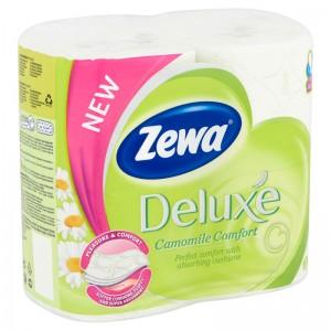 Zewa toalettpapírok